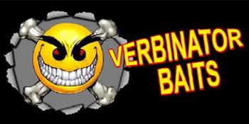 Verbinator Baits - Ohio Pro Lure