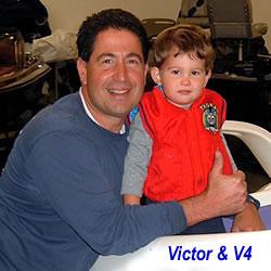 Vic Vatalaro & Victor IV