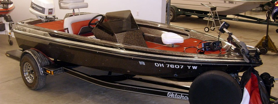 1988 Cheetah 1600 Center Console
