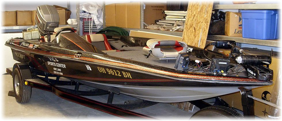 1994 Procraft 200 Super Pro - Mariner 200