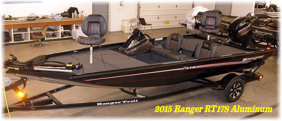 2015 Ranger Tournament Series RT178 - Mercury 60 Four Stroke