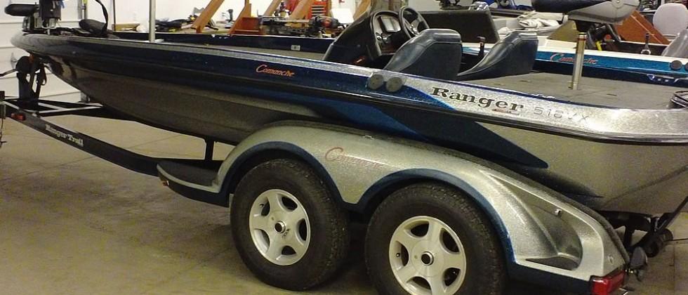 1999 Ranger 518VX - Evinrude 200