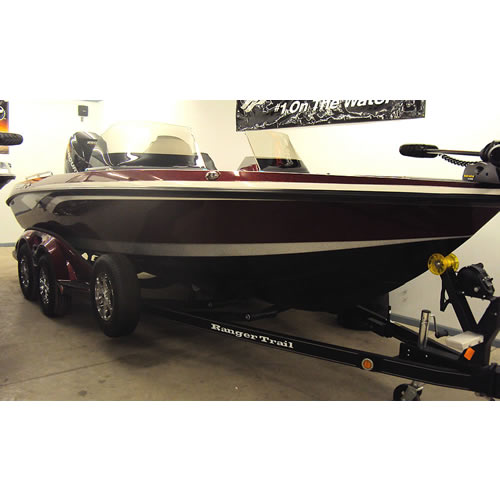2016 Ranger 620FS Fisherman - Mercury 250 Pro XS