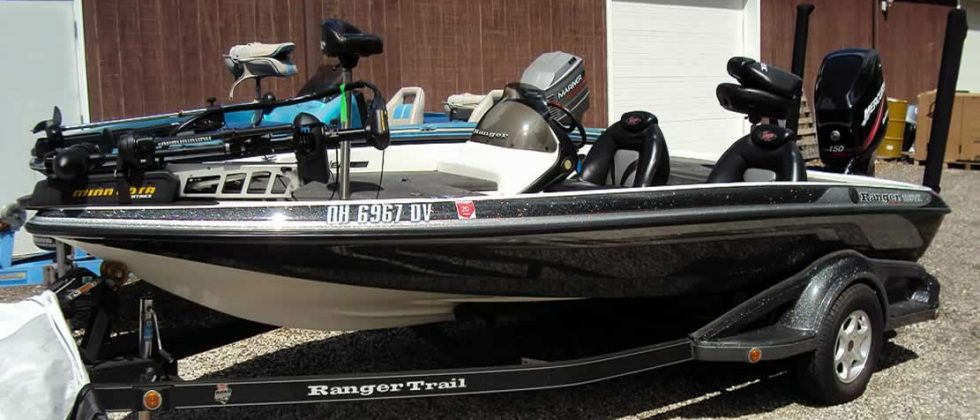2005 Ranger 185VX SC - Mercury 150 Optimax