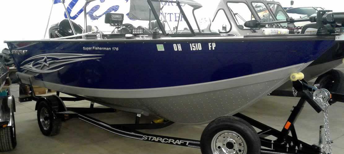 2015 Starcraft 176 Super Fisherman