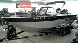 2015 Starcraft 196 FishMaster - Mercury 150 4S - 9.9 Kicker