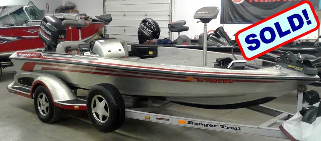 1996 Ranger 481V - SOLD