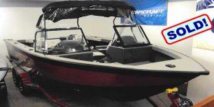 2017 Starcraft 210 FishMaster -Yamaha Prerig