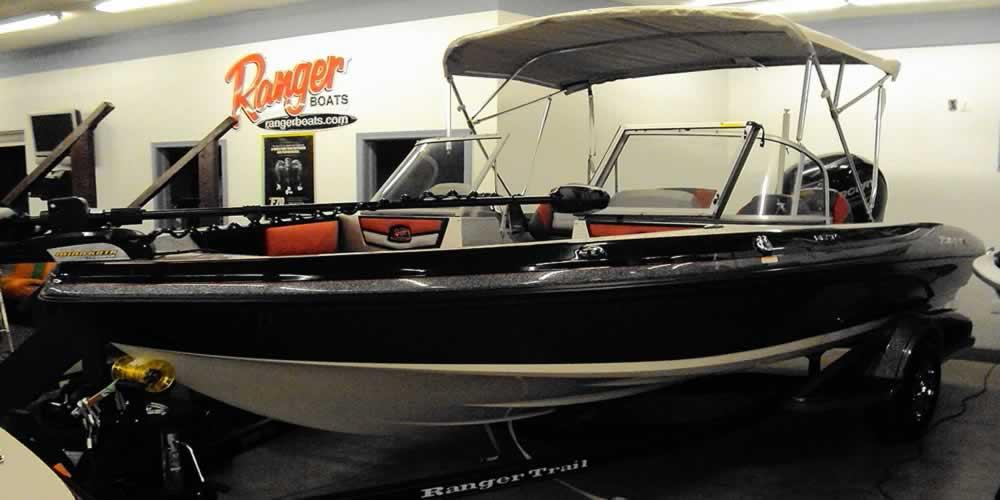 2018 Ranger 1850MS Reata - Mercury 150 Four Stroke