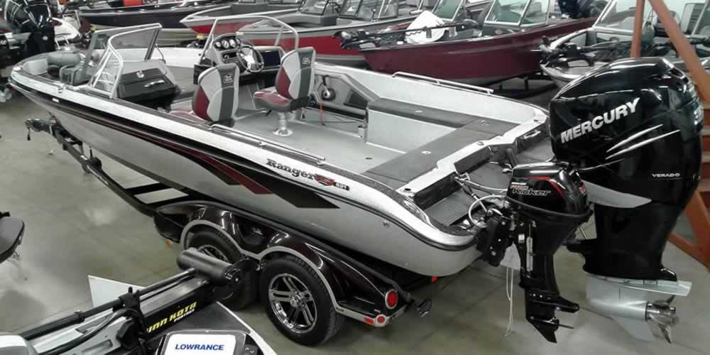 2018 Ranger 621FS Fisherman - 50th Anniversary
