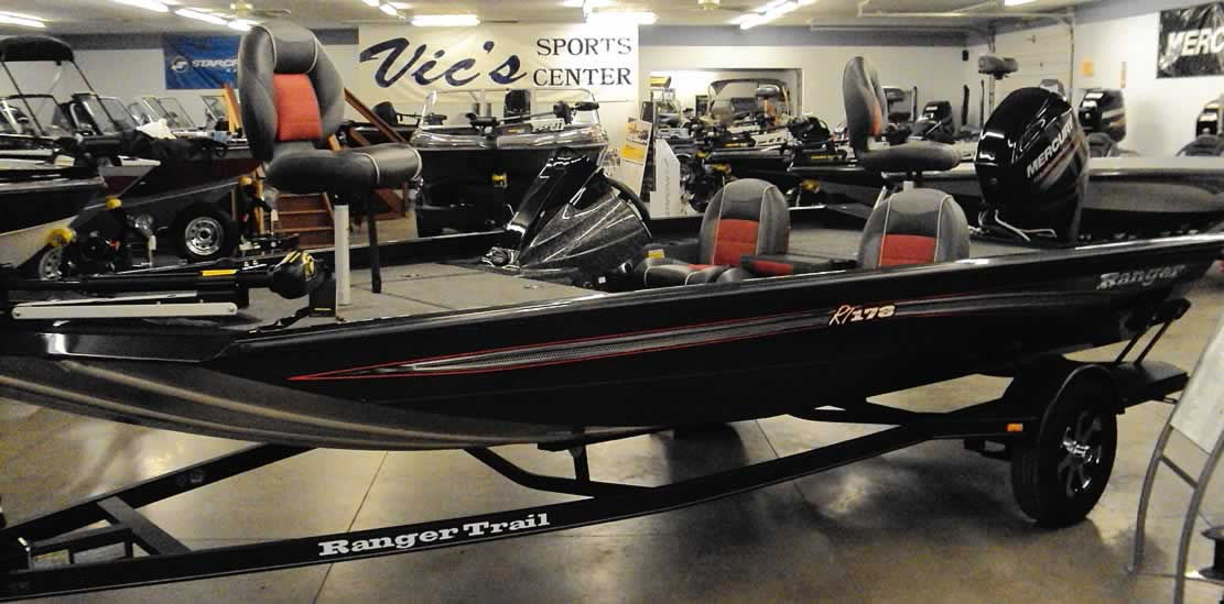 2018 Ranger RT178 - Mercury 60 Four Stroke