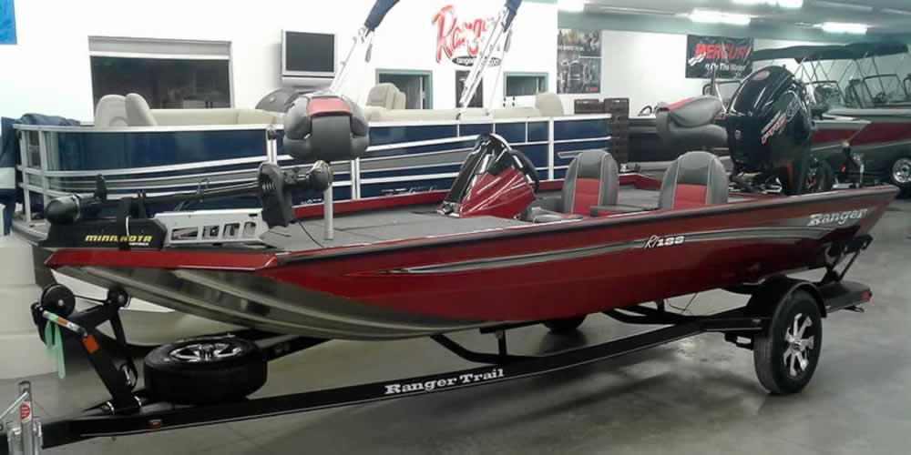 2018 Ranger RT188 - Mercury 115 CT Four Stroke