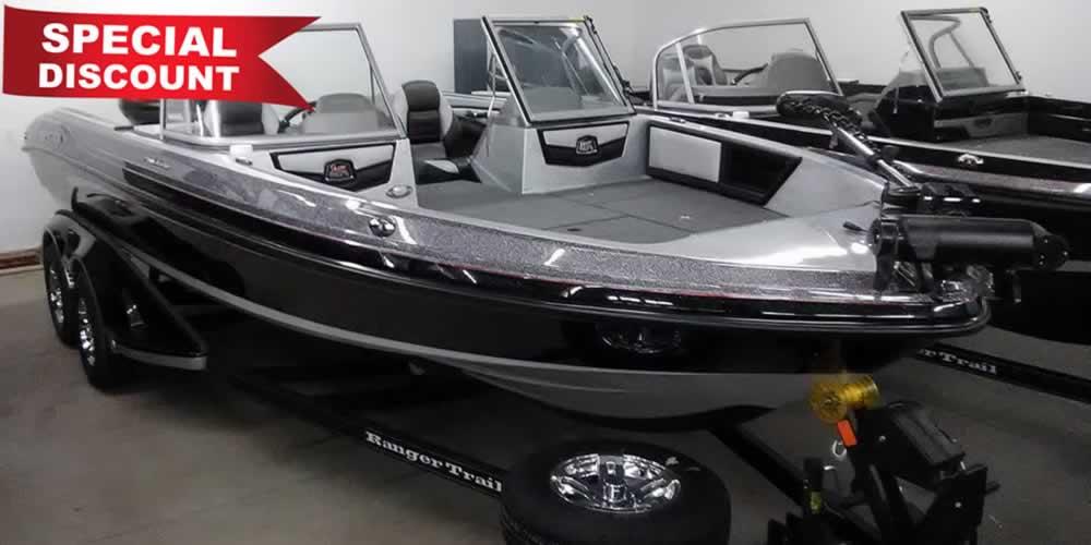 2018 Ranger 2080LS Angler - Yamaha 225 Four Stroke