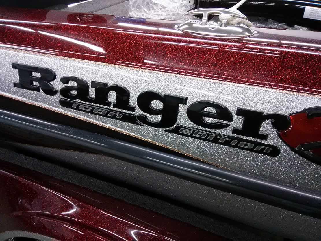 2018 Ranger Z521L Icon Edition - Mercury 250 Pro XS