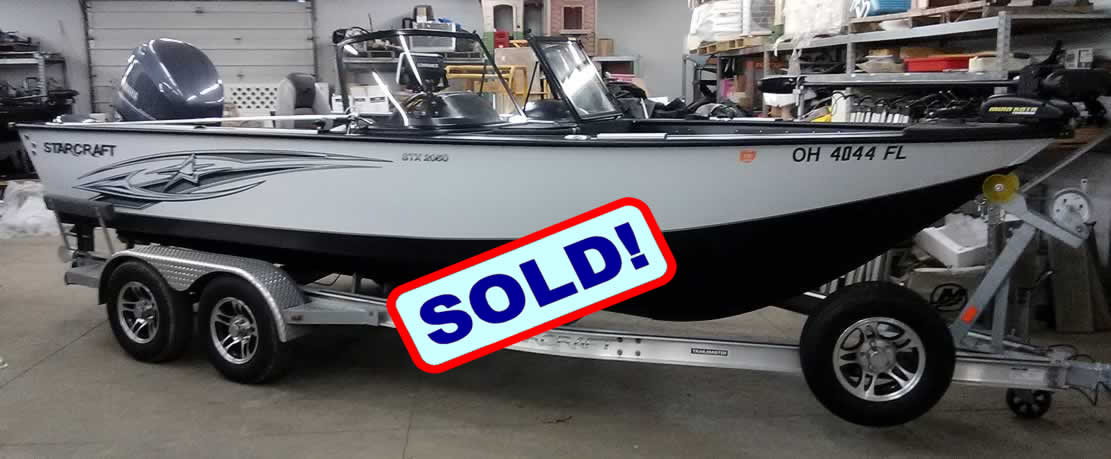2015 Starcraft STX2050 - SOLD