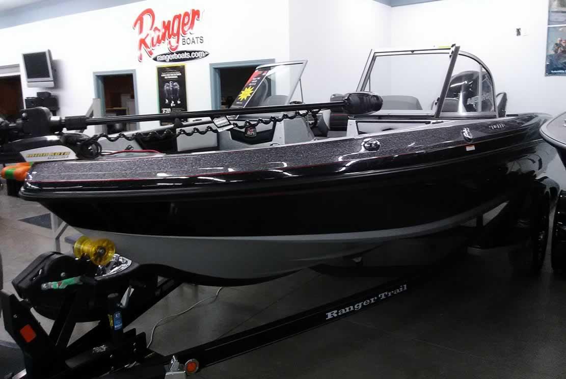 2018 Ranger 1880MS - Mercury 200 Verado