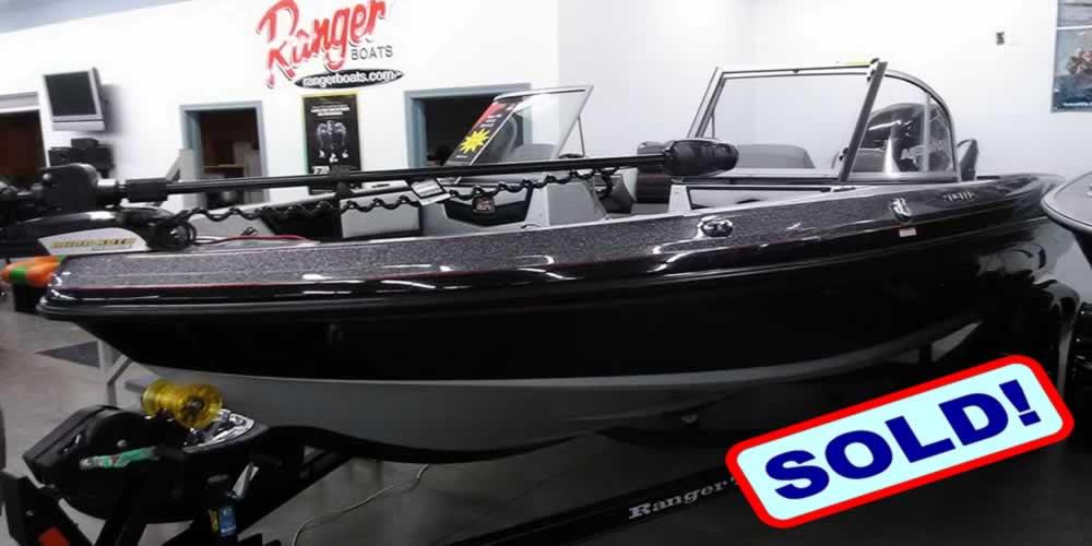 2018 Ranger 1880MS - Mercury 200 Verado - Color A