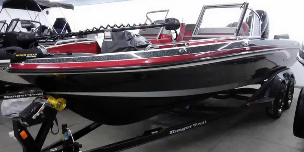 2018 Ranger 621FS - Mercury 350 Verado+9.9 Kicker