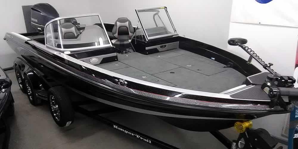 2018 Ranger 621FS - Yamaha 300 Four Stroke