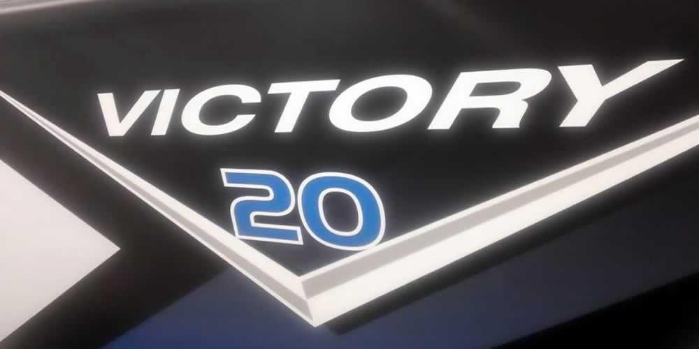 2018 StarWeld 20 Victory - Yamaha Prerig