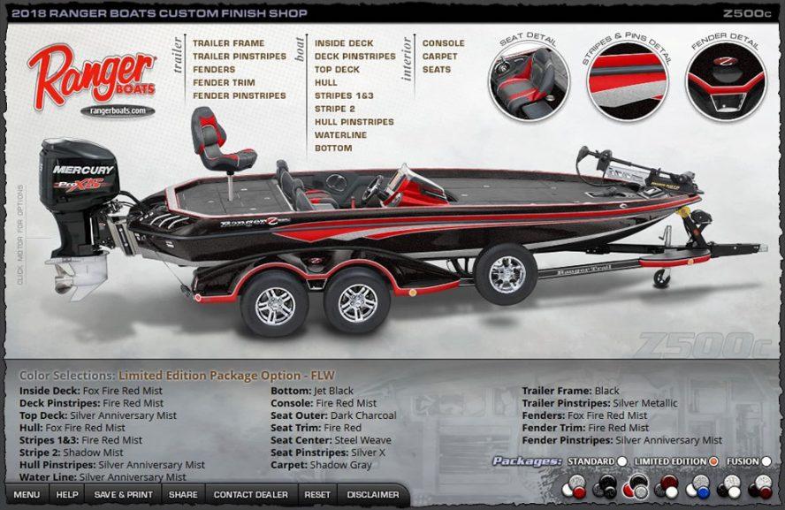 Ranger Z500c - FLW Edition