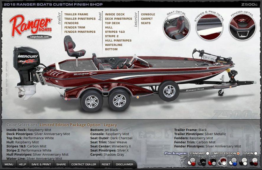 Ranger Z500c - Legacy Edition