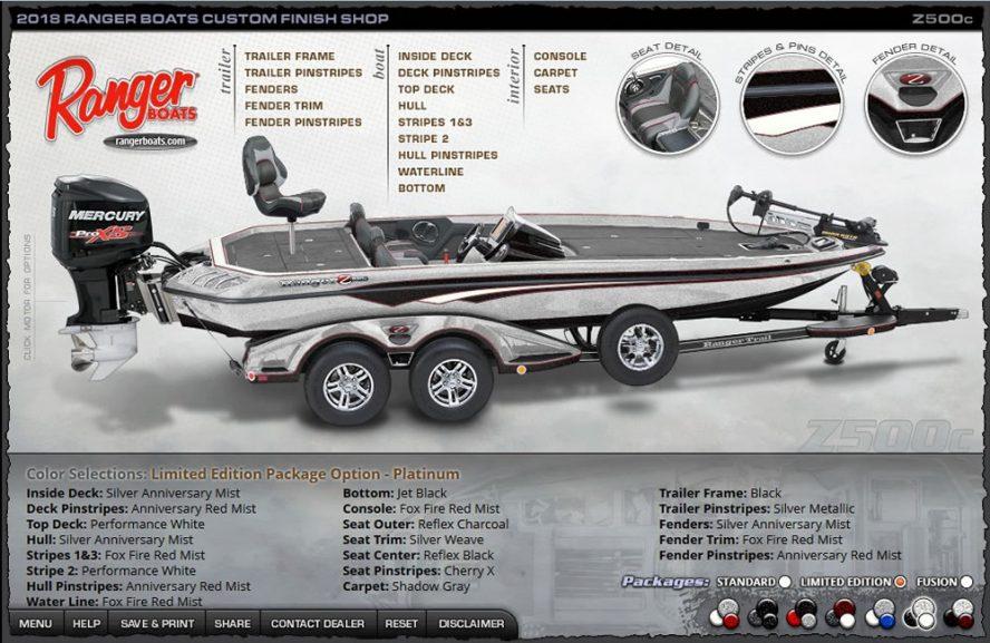 Ranger Z500c - Platinum Edition