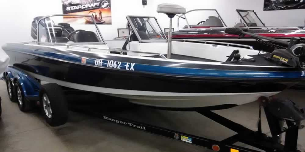 2004 Ranger 621VS Fisherman - Yamaha 250 Four Stroke