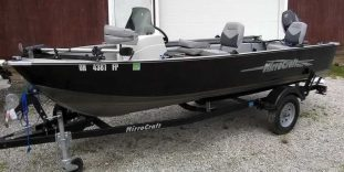 2015 Mirrocraft 3673 SC - Suzuki 20 Four Stroke