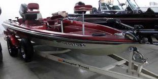 1988 Ranger 364V SC - Johnson GT150
