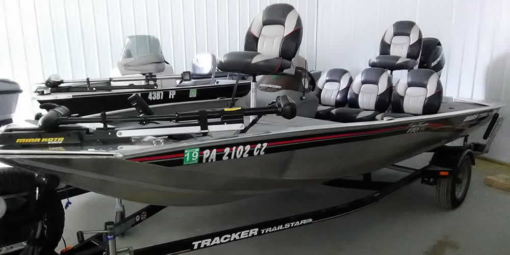 2007 Bass Tracker Pro Team 170TX