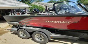 2018 Starcraft 2050 STX - Mercury 250 Pro XS