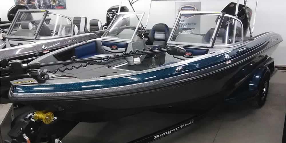 2019 Ranger 1850MS Reata - Mercury 175 Pro XS