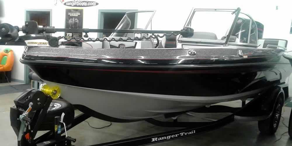 2019 Ranger 1880MS Angler - Mercury 200 Pro XS Four Stroke