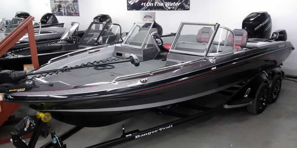 2019 Ranger 621FS Fisherman - Mercury 350 Verado +Merc 99 CT