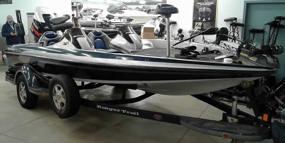 2008 Ranger 188VX – Yamaha 150 VMAX HPDI