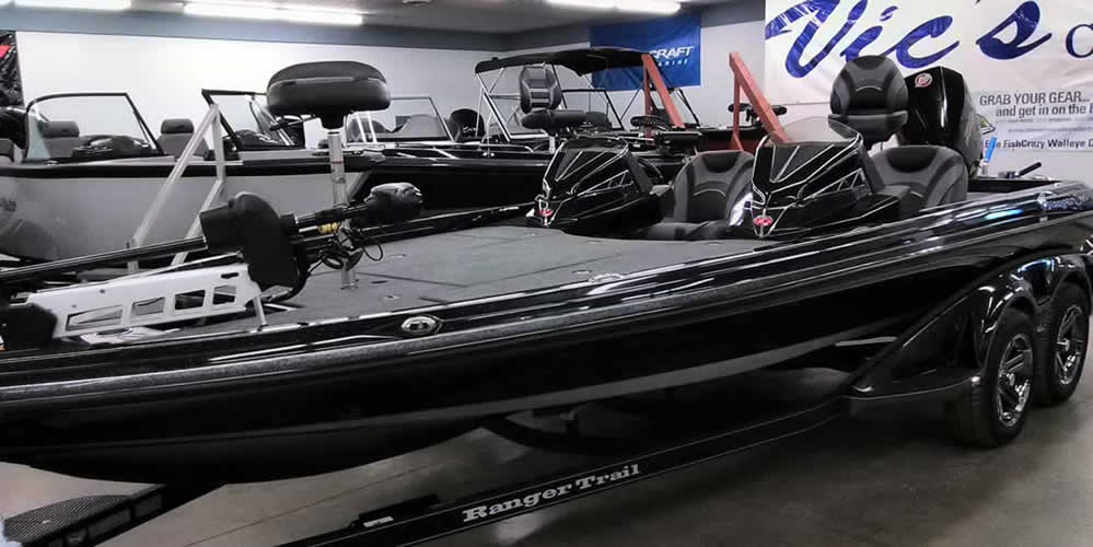 2019 Ranger Z521L Blackout - Mercury 250 XS Four Stroke