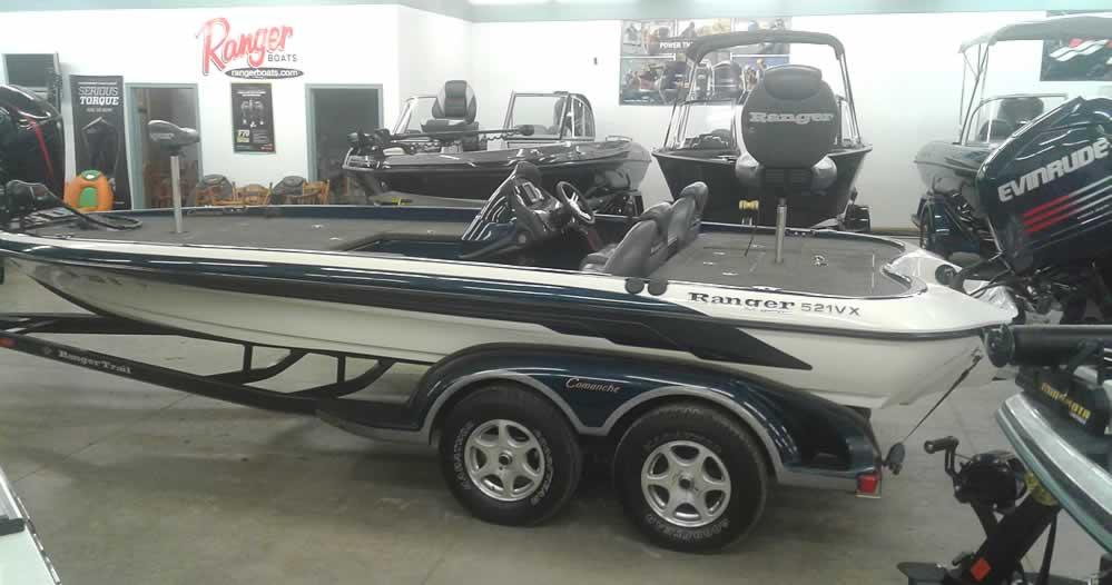 2003 Ranger 521VX