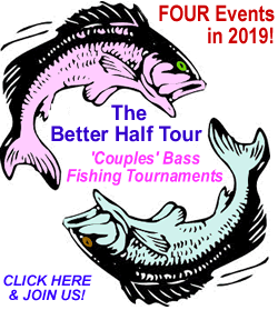 Better Half Tour Couples Bass Fishing