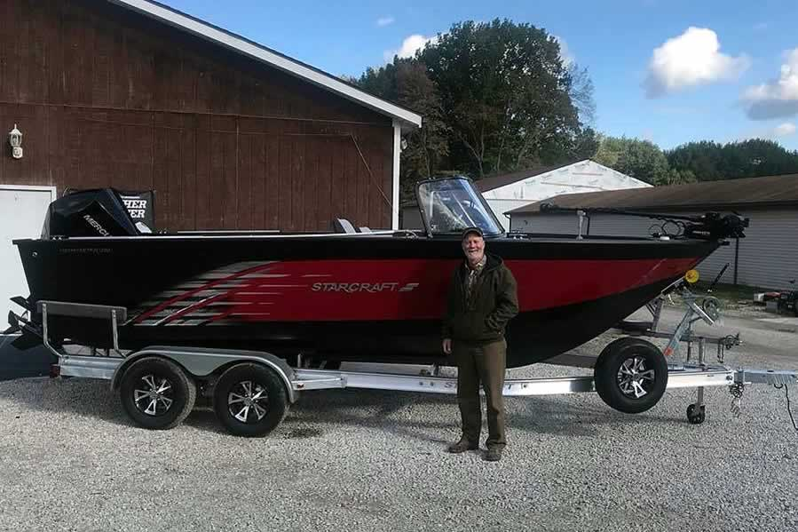 2019 Starcraft Fishmaster 210 - Mark