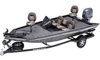 Ranger Aluminum Fishing Boats