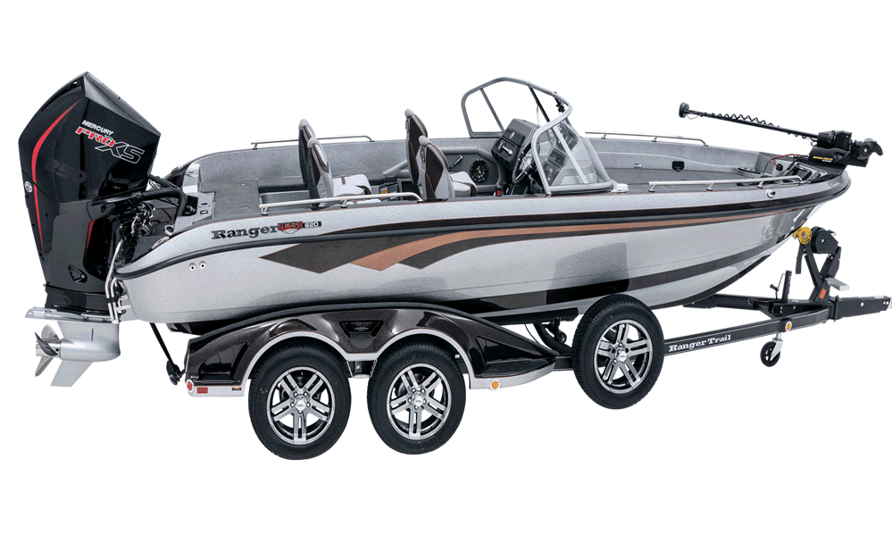 Ranger Bass Boats - Vics Sports Center