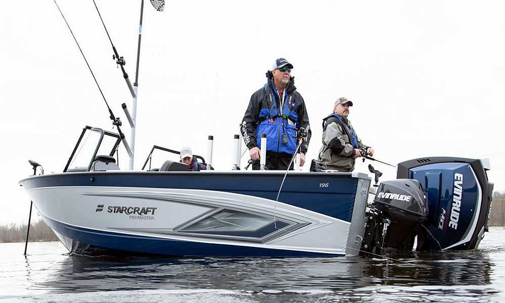 Starcraft Aluminum Fishing Boats