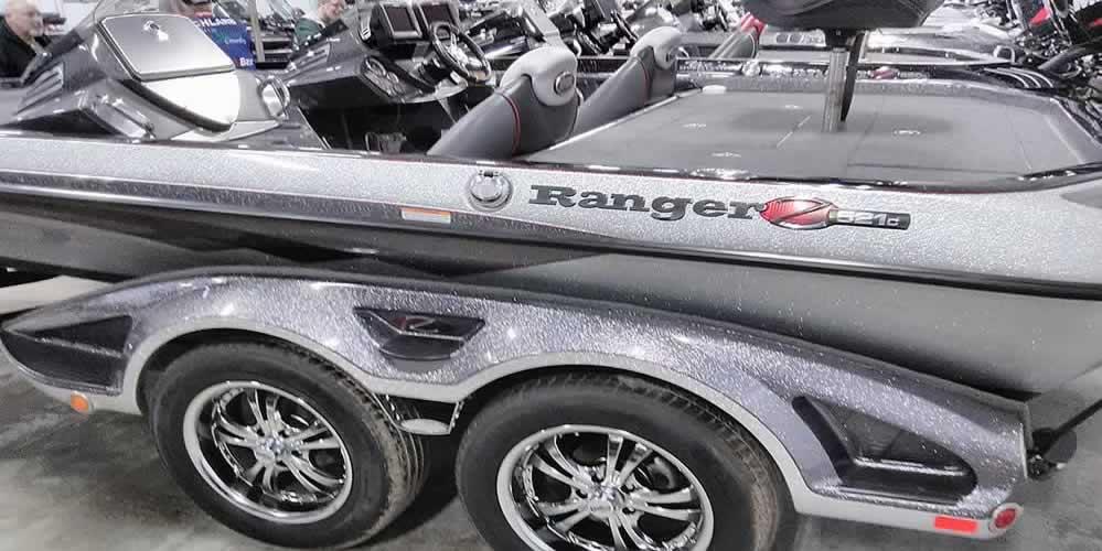 2015 Ranger Z521c Comanche – Mercury 250 Pro XS