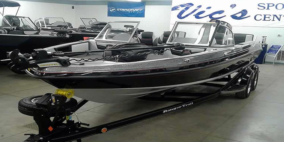 2019 Ranger 2080MS Angler + Mercury 250
