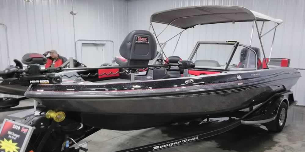 2019 Ranger 1880MS Angler