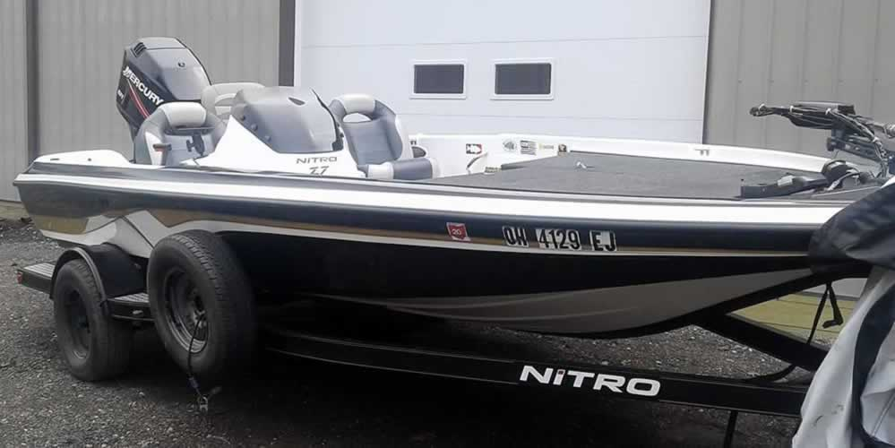 2008 Nitro Z7 SC - Mercury 150 EFI