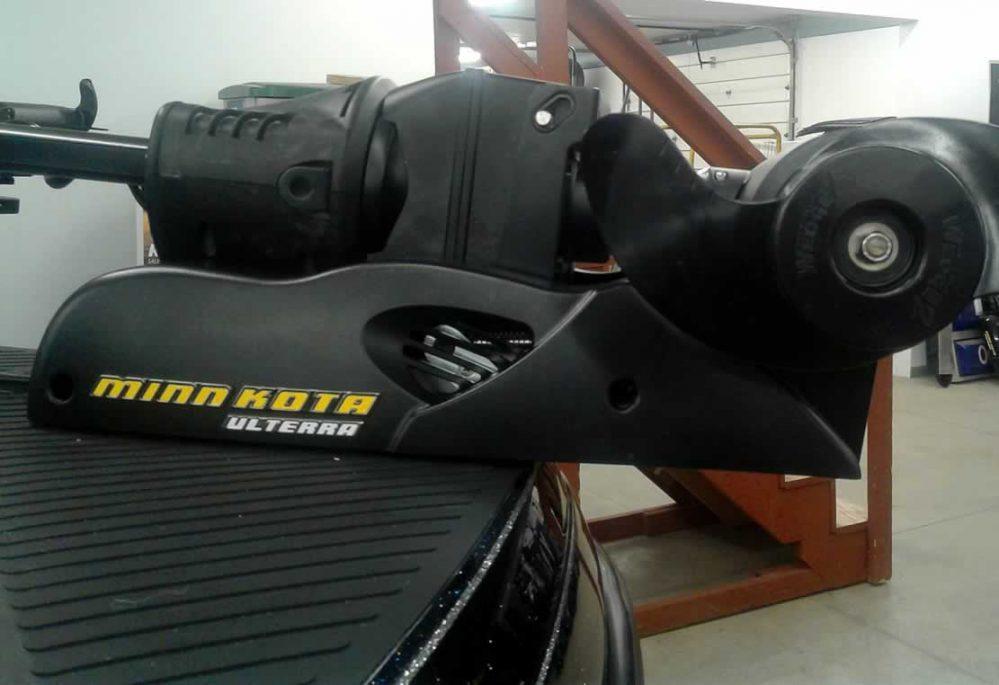 Minn Kota Ulterra trolling motor