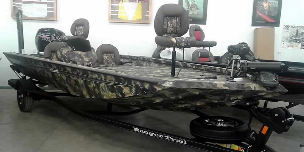 2019 Ranger RT188 Mossy Oak Camo - Mercury 115 Four Stroke