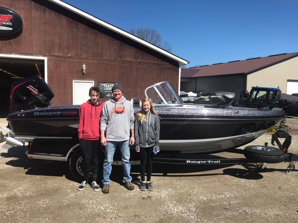 Neupert Family - 2019 Ranger 1880MS